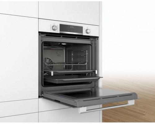 Встраиваемый духовой шкаф Bosch HBG 537 NW0R