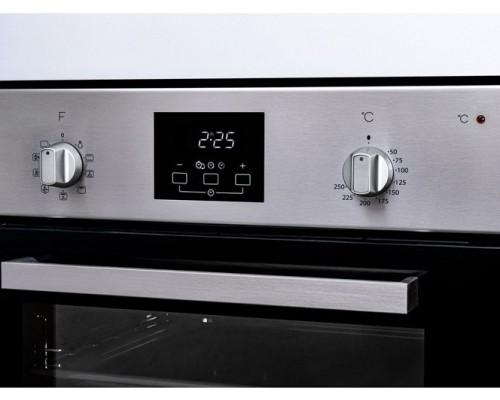 Встраиваемый электрический духовой шкаф Whirlpool AKP 458 IX