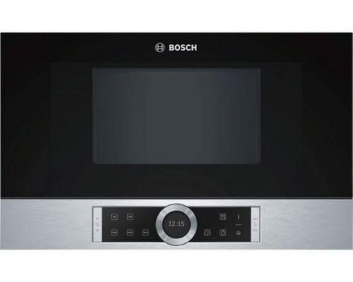 Встраиваемая микроволновая СВЧ печь Bosch BFL 634 GS1