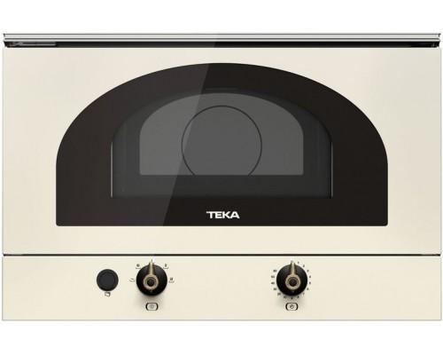 Встраиваемая Микроволновая СВЧ печь Teka MWR 22 BI VNS Silver