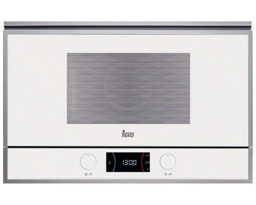 Встраиваемая микроволновая СВЧ печь Teka ML 822 BIS L White