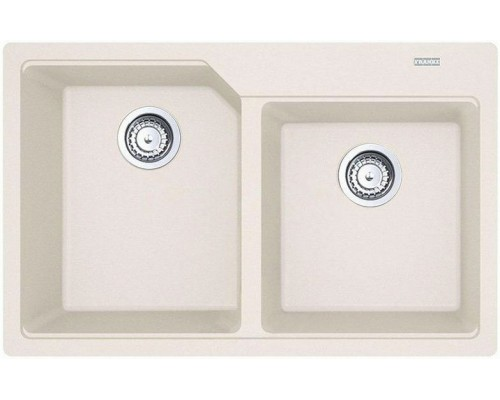 Кухонная мойка Franke UBG 620-78 ваниль стоп (114.0595.532)
