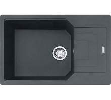 Кухонная мойка Franke UBG 611-78L графит стоп (114.0595.287)