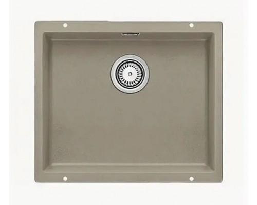 Кухонная мойка Blanco Subline 500-U серый беж (523439)