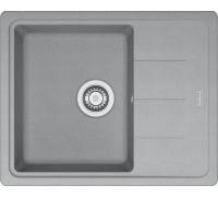 "Мойка Franke BFG 611C 3,5"" стоп-вент  серый камень (114.0280.871)"