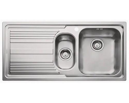 "Кухонная мойка Franke LLX 651 3.5"" прав короб вент (101.0085.812)"