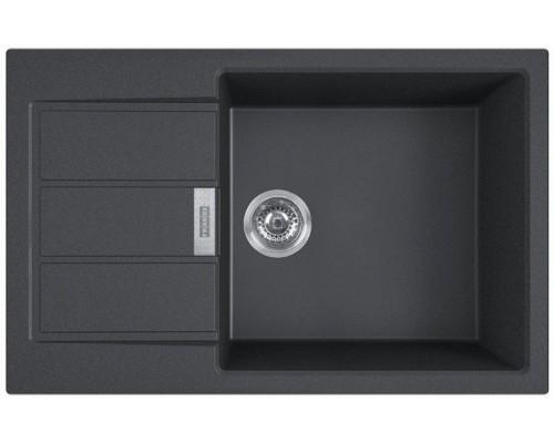 Мойка Franke S2D 611-78 оникс автомат (143.0618.368)
