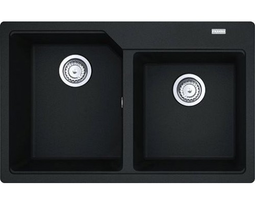 Кухонная мойка Franke UBG 620-78 оникс стоп (114.0595.528)