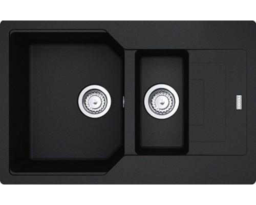 Кухонная мойка Franke UBG 651-78 оникс стоп (114.0595.468)