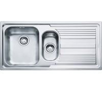 """Мойка Franke LLX 651 3.5"""" лев короб вент (101.0085.810)"""