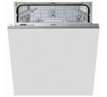 Встраиваемая посудомойка Hotpoint-Ariston HIO 3T1239 W