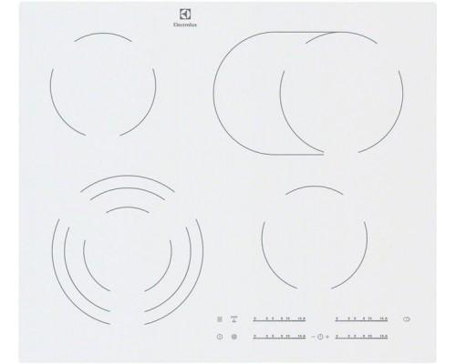 Встраиваемая электрическая варочная поверхность Electrolux EHF 96547 IW