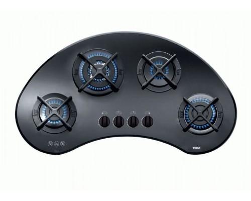Варочная газовая поверхность Teka VR 90 4G AI AL TR CI Black