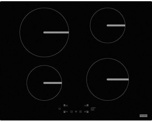 Встраиваемая индукционная варочная панель Franke FSM 654 I BK