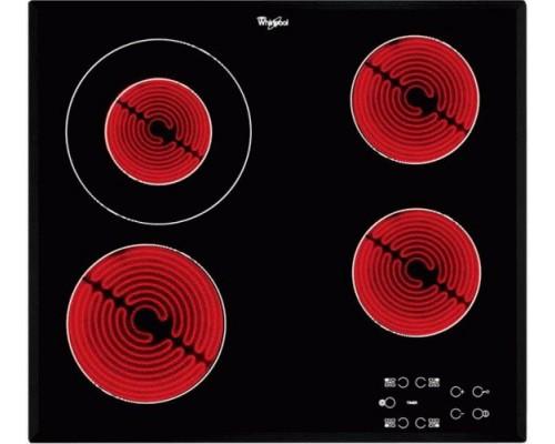Встраиваемая электрическая варочная поверхность whirlpool AKT 8130 BA