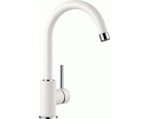 Кухонный Смеситель Blanco Mida - белый (524204)
