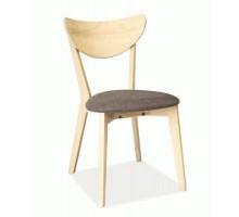CD-37  стул дуб беленый/серый