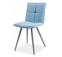 DARIO стул голубой