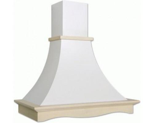 Вытяжка Elikor Рококо 60П-700 белый муар/дуб неокр.